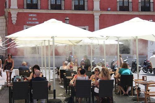 Humidificador para Terrazas en Córdoba