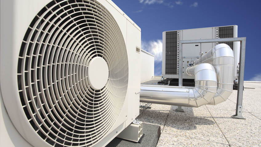Instalación de Aire Acondicionado Industrial - Ecoaire