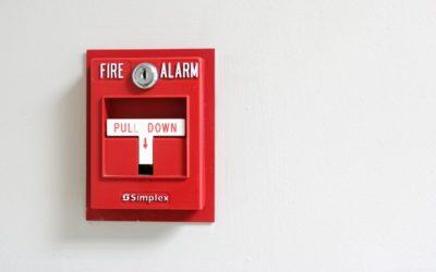 Sistema contra incendios en Córdoba
