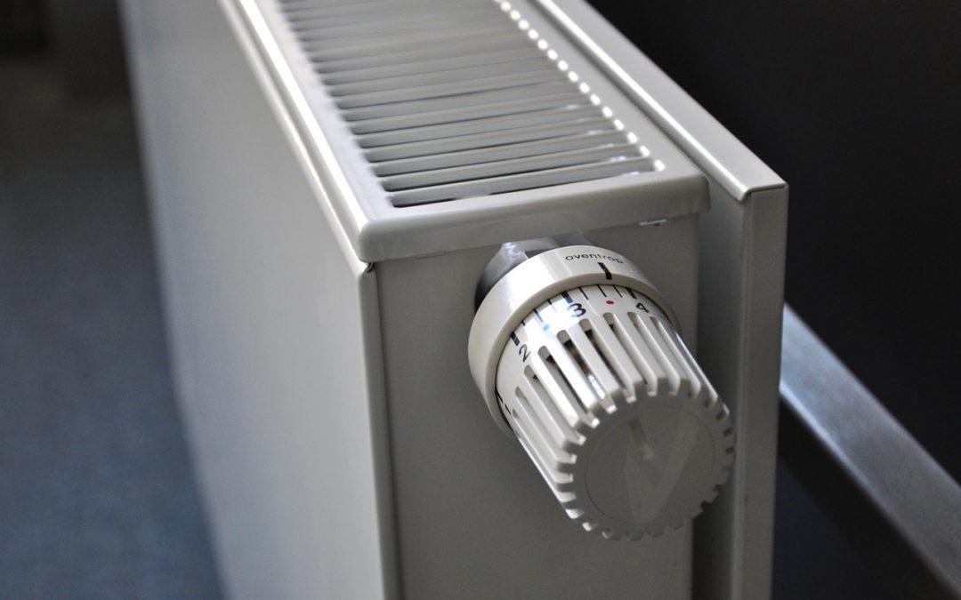 Calefacción en casa