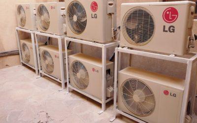 Distribuidor Aire Acondicionado LG